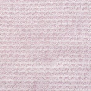 White -Rose Hairy Fabric