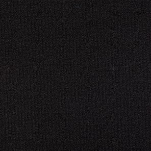 Black Knitted Fabric