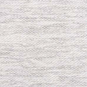 White-Ecru Bouckle Fancy Knitted Fabric