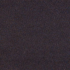 Black-Copper-Blue Fancy Knitted Fabric