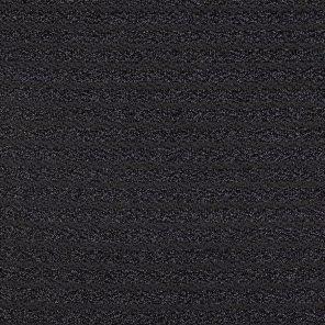Black -Black Stripes Whith Shiney Lurex